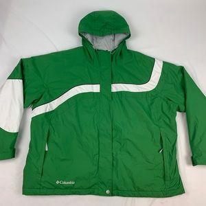 Columbia Women's winter coat size 3XL